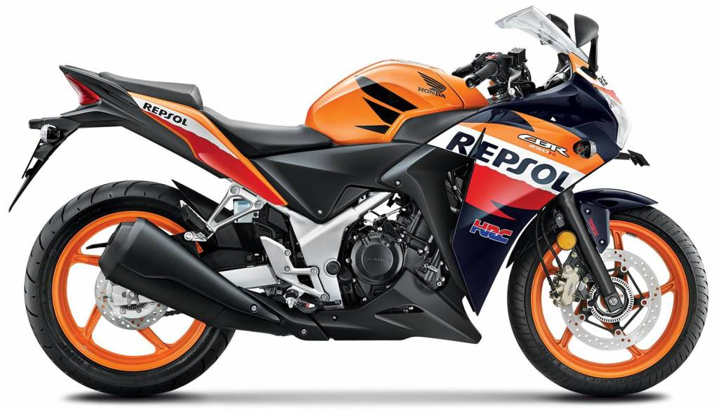 2013 CBR250R Repsol Replica