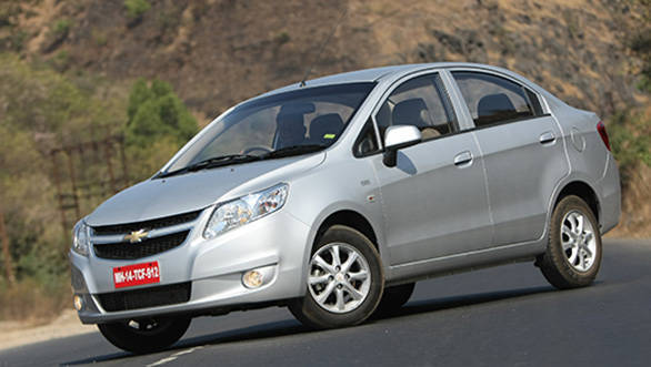 GM India begins recall of diesel variants of Sail sedan and UV-A