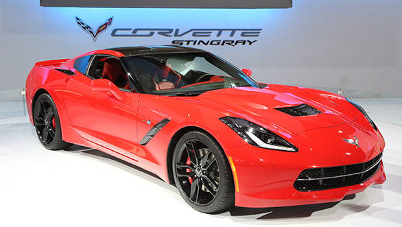 Chevrolet announces performance numbers, price for the 2014 Corvette ...