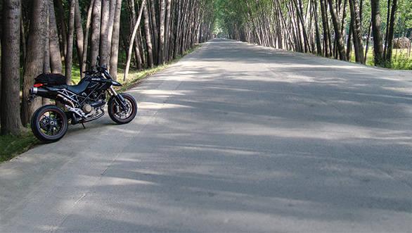 2012 Ducati Hypermotard 1100 EVO