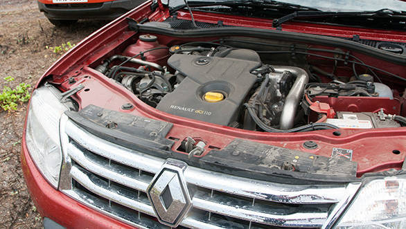 2013 Renault Duster diesel engine