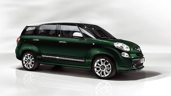 Fiat Introduces 7 Seater 500l Living Overdrive