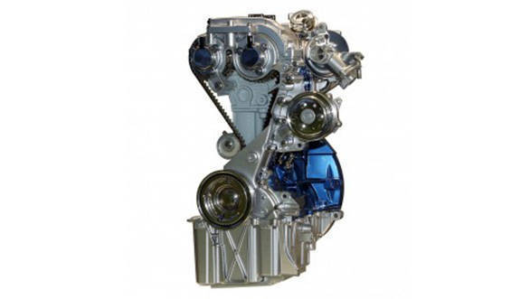 Ford EcoBoost 1.0L Turbopetrol Engine