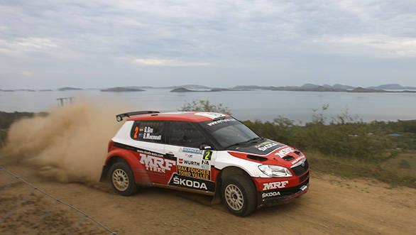 Gaurav Gill wins APRC Rally of New Caledonia