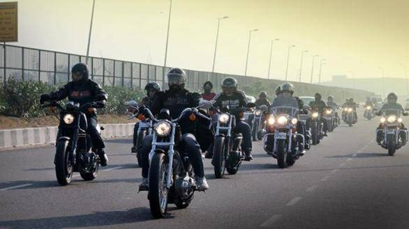 Indian Harley-Davidson owners cover 500,000 km for Million Mile Monday