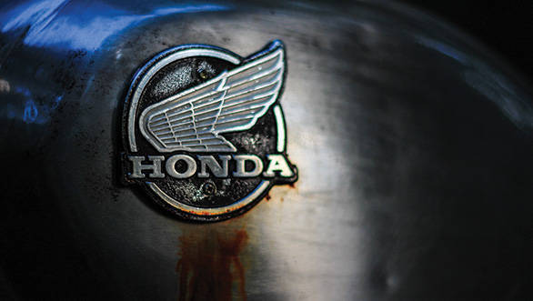 Old Honda wing logo