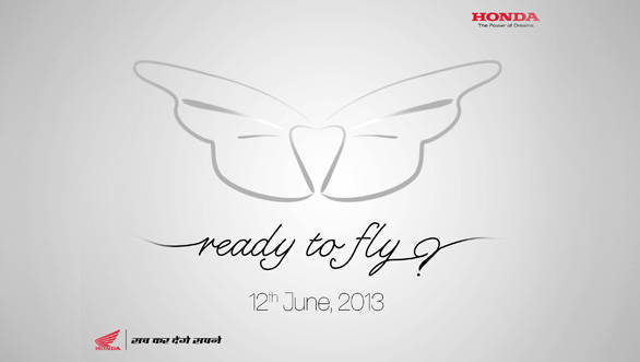 Will Honda launch an all-new scooter on June 12?