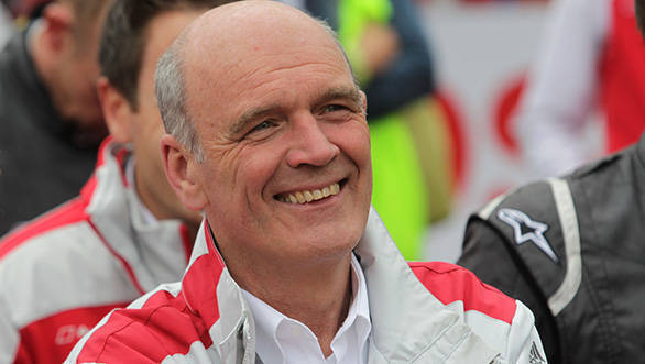 Dr Wolfgang Ullrich on Audi's Le Mans challenger
