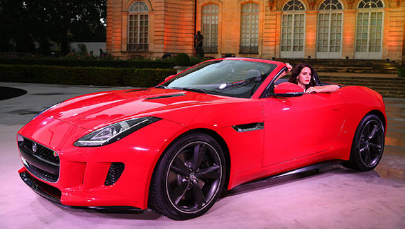 Jaguar F-Type to launch in India on July 8