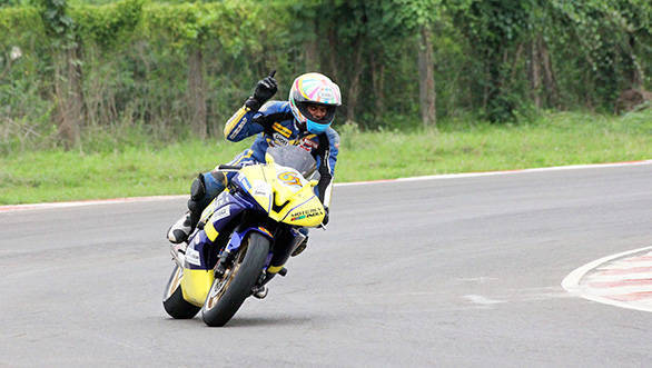 How to become a motorcycle racer in India