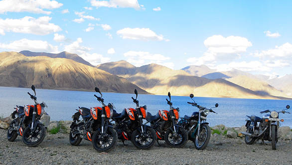 IndiMotard's tour to the Himalayas coming up in August 2013