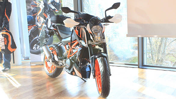 Things you wanted to know about the KTM 390 Duke, but didn't know who to ask