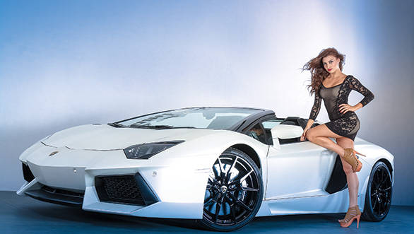 In pictures: Lamborghini Aventador Roadster