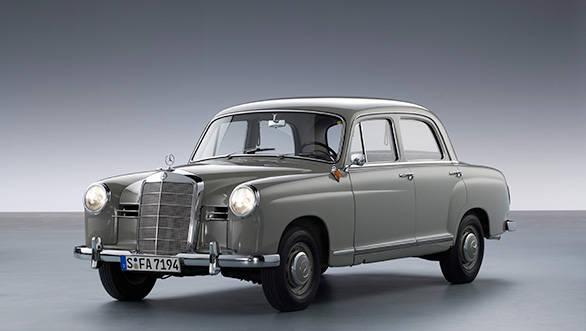 1953 Mercedes W120