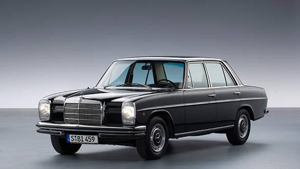 1968 Mercedes W114 230
