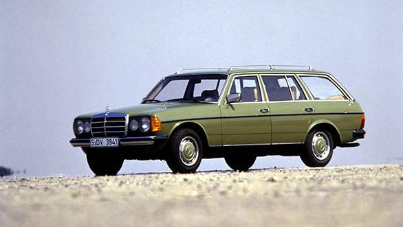 1977 Mercedes W123