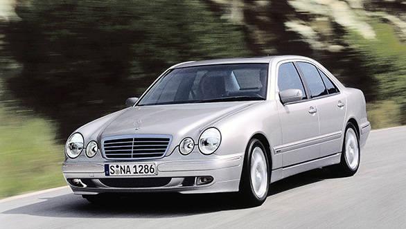 1997 Mercedes 270 CDI