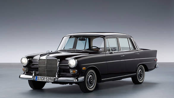 1961 Mercedes 190 W110