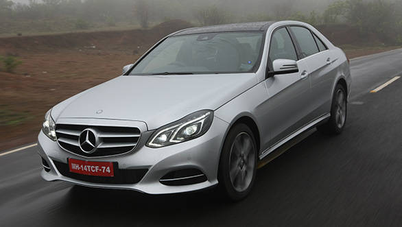2013 Mercedes-Benz E 250 CDI road test