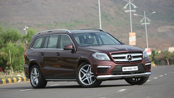 2013 Mercedes-Benz GL 350 CDI road test