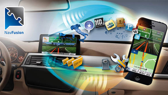 NNG introduces 'true smartphone integration in cars' with NavFusion
