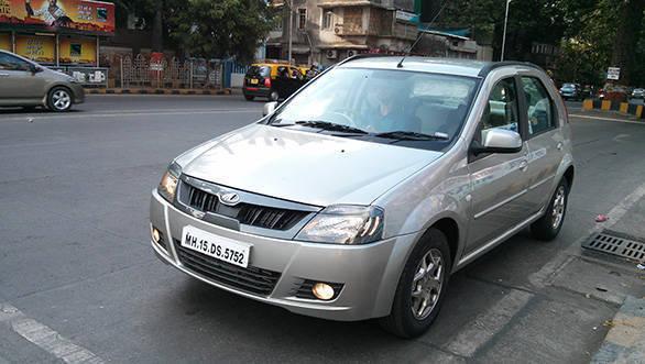 2013 Mahindra Verito Vibe first drive