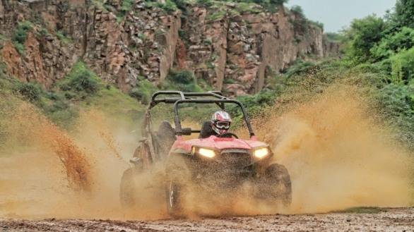 Polaris gets order for all-terrain vehicles from the Gujarat police
