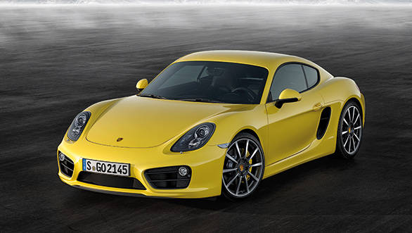 Porsche launches Cayman S in India at Rs 92.27 lakh