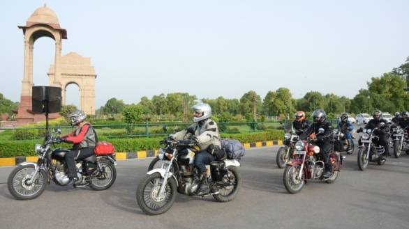 10th Royal Enfield Himalayan Odyssey kicks-off