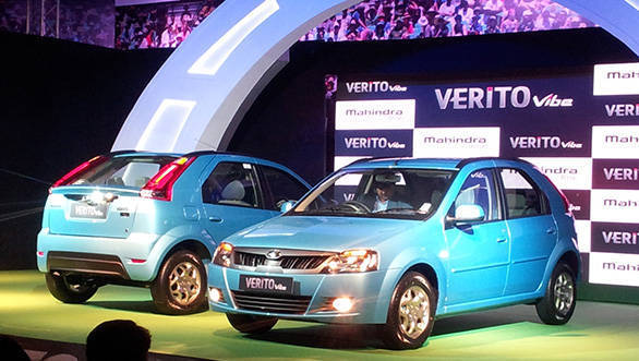 2013 Mahindra Verito Vibe launched at Rs 5.63 lakh ex-Mumbai