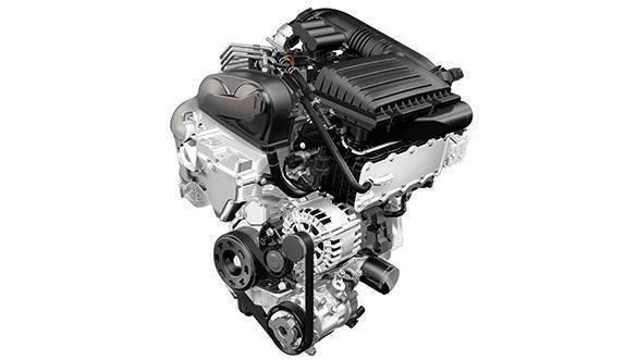 Volkswagen's 1-4-litre TSI engine