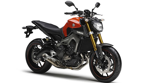 2014 Yamaha MT-09 unveiled