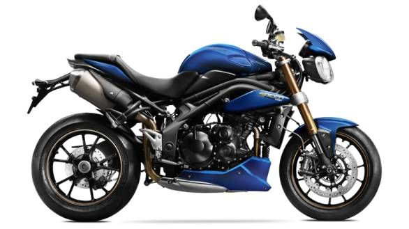 Triumph Speed Triple 1050 Gets A Refresh Overdrive