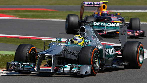 The Silver Arrows are now proving to be a serious challenge for the Red Bull cars