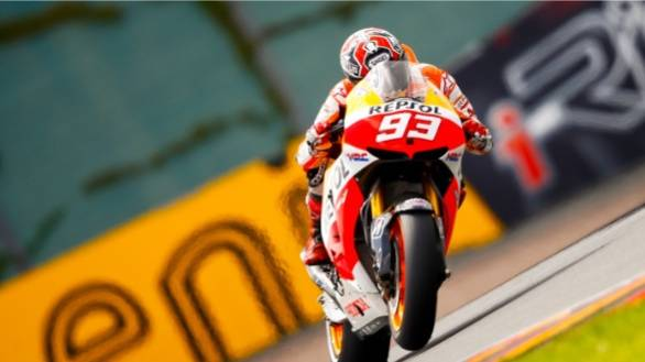 MotoGP Germany: Marquez takes second race win of 2013