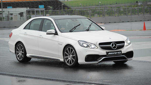 2013 Mercedes-Benz E 63 AMG first drive