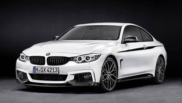 BMW reveals the M Performance Package for the 4 Series