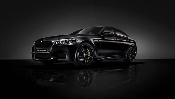 BMW M5 Nighthawk limited edition is only for the Chinese market and only 10 are on offer