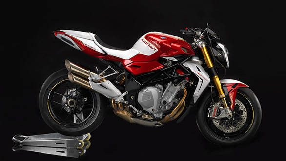MV Agusta reveals the Brutale Corsa