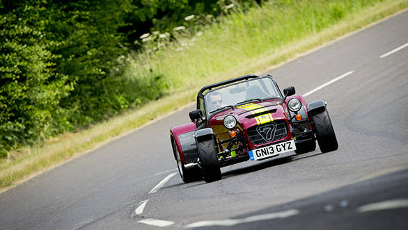 New Caterham Seven 620R to debut at the Goodwood Festival of Speed