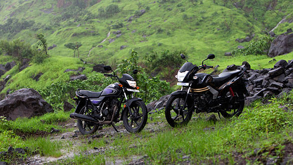 Honda Dream Neo vs Mahindra Centuro