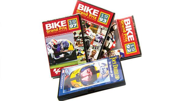 DVD Review: 500cc Grand Prix & Joey Dunlop - No Ordinary Man