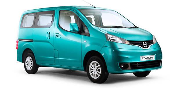 Nissan to refresh Evalia, hopes to invigorate flagging sales