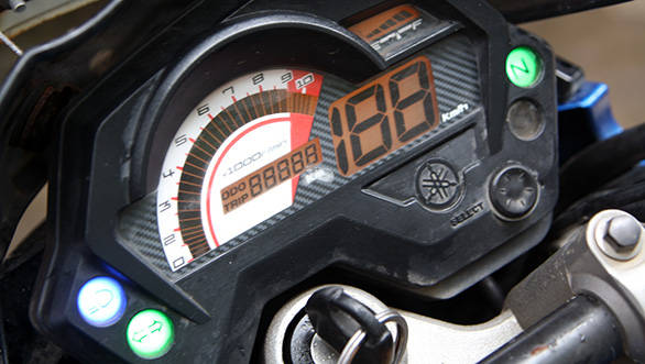 Stickering on FZ's clocks make them look cheap.