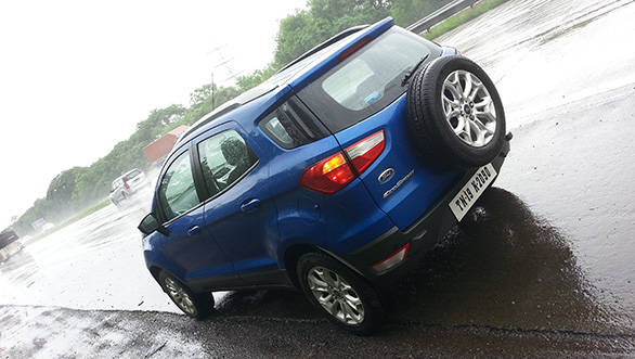 At just under ? 8.5 lakh ex-Delhi, the EcoSport AT is well priced as well, especially when you consider it is the Titanium trim