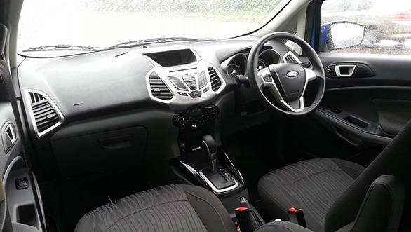 There's the usual allotment of comfort and safety features on board from digital climate control to a multifunctional steering wheel