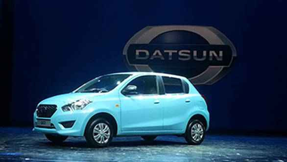 In terms of styling, the car looks smart and fresh and doesn't share a single panel with the Micra or Pulse