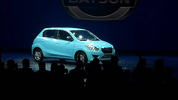 the Datsun will be tuned for better economy and we expect a lower power rating than in the Micra