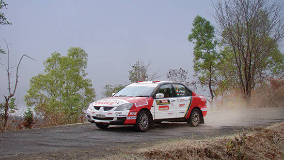 Ghosh is gunning for his second INRC title