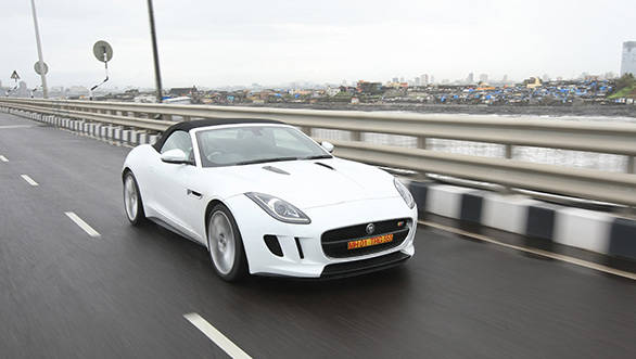 2013 Jaguar F-Type V8 S first drive